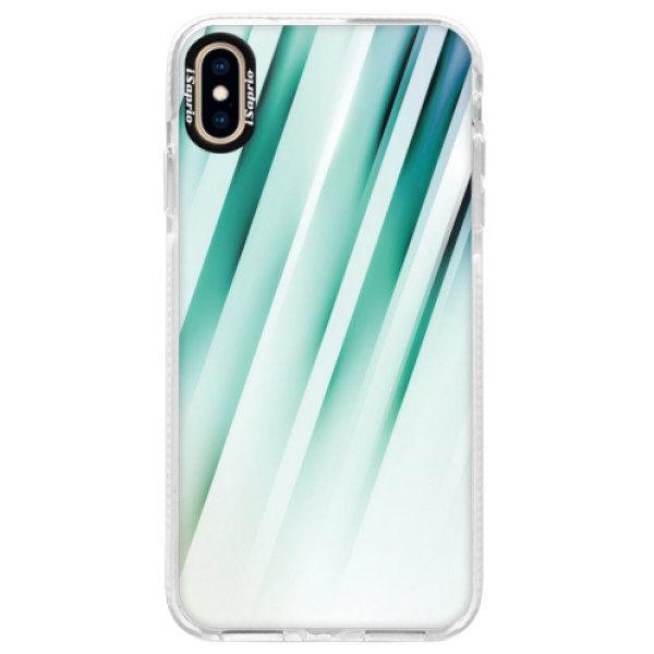 Silikonové pouzdro Bumper iSaprio – Stripes of Glass – iPhone XS Max Silikonové pouzdro Bumper iSaprio – Stripes of Glass – iPhone XS Max
