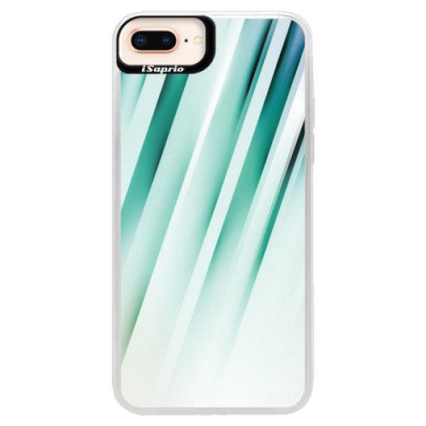 Neonové pouzdro Pink iSaprio – Stripes of Glass – iPhone 8 Plus Neonové pouzdro Pink iSaprio – Stripes of Glass – iPhone 8 Plus