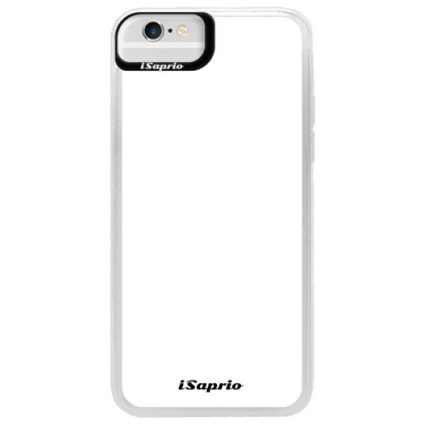 Neonové pouzdro Blue iSaprio – 4Pure – bílý – iPhone 6/6S Neonové pouzdro Blue iSaprio – 4Pure – bílý – iPhone 6/6S