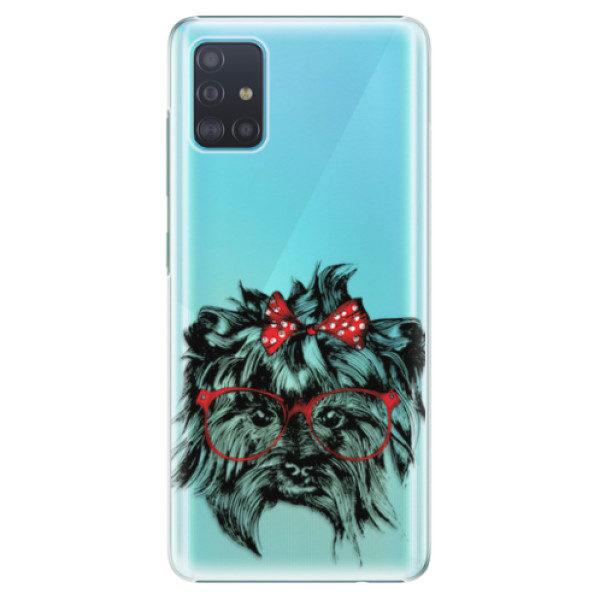Plastové pouzdro iSaprio – Dog 03 – Samsung Galaxy A51 Plastové pouzdro iSaprio – Dog 03 – Samsung Galaxy A51