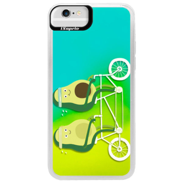 Neonové pouzdro Blue iSaprio – Avocado – iPhone 6/6S Neonové pouzdro Blue iSaprio – Avocado – iPhone 6/6S