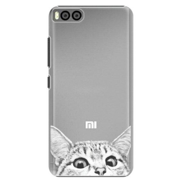 Plastové pouzdro iSaprio – Cat 02 – Xiaomi Mi6 Plastové pouzdro iSaprio – Cat 02 – Xiaomi Mi6
