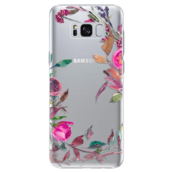 Plastové pouzdro iSaprio – Herbs 01 – Samsung Galaxy S8 Plastové pouzdro iSaprio – Herbs 01 – Samsung Galaxy S8
