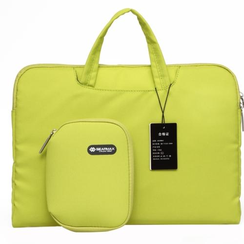 Brašna na notebook Gearmax 13.3 pro MacBook zelená Brašna na notebook Gearmax 13.3 pro MacBook zelená