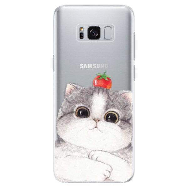 Plastové pouzdro iSaprio – Cat 03 – Samsung Galaxy S8 Plus Plastové pouzdro iSaprio – Cat 03 – Samsung Galaxy S8 Plus