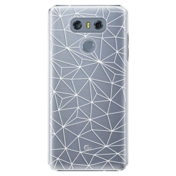 Plastové pouzdro iSaprio – Abstract Triangles 03 – black – LG G3 (D855) Plastové pouzdro iSaprio – Abstract Triangles 03 – black – LG G3 (D855)