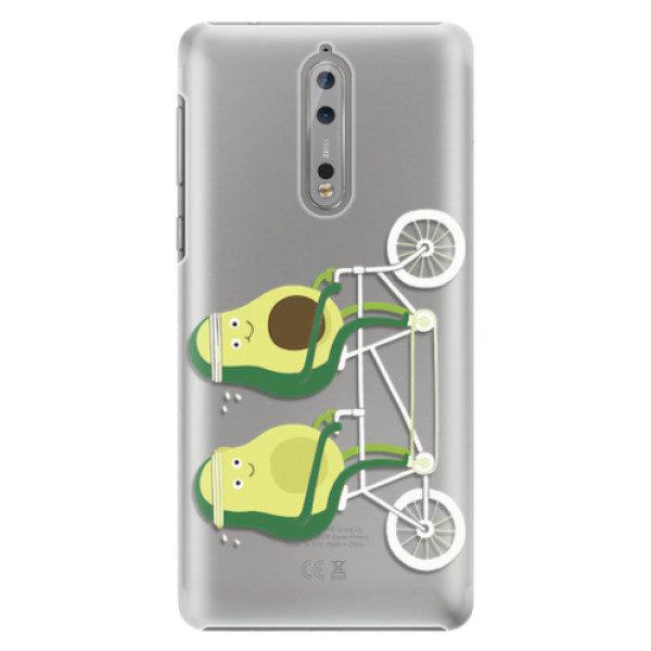 Plastové pouzdro iSaprio – Avocado – Nokia 8 Plastové pouzdro iSaprio – Avocado – Nokia 8