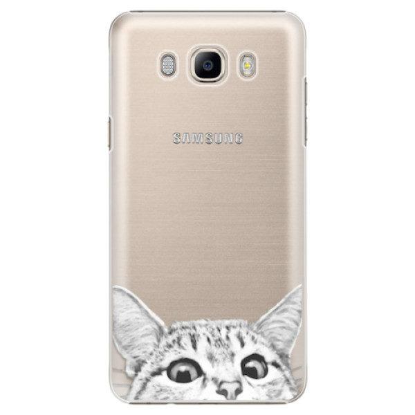 Plastové pouzdro iSaprio – Cat 02 – Samsung Galaxy J7 2016 Plastové pouzdro iSaprio – Cat 02 – Samsung Galaxy J7 2016