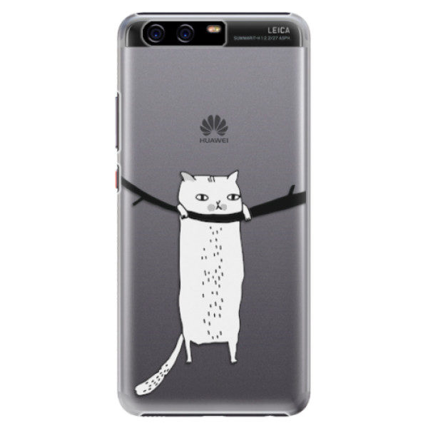 Plastové pouzdro iSaprio – Abstract Triangles 03 – black – Huawei Ascend G6 Plastové pouzdro iSaprio – Abstract Triangles 03 – black – Huawei Ascend G6
