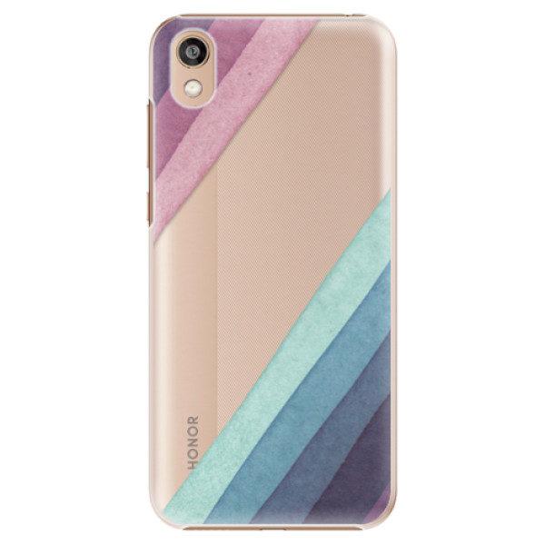 Plastové pouzdro iSaprio – Glitter Stripes 01 – Huawei Honor 8S Plastové pouzdro iSaprio – Glitter Stripes 01 – Huawei Honor 8S