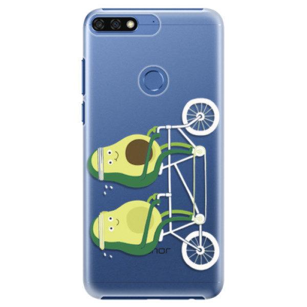 Plastové pouzdro iSaprio – Avocado – Huawei Honor 7C Plastové pouzdro iSaprio – Avocado – Huawei Honor 7C