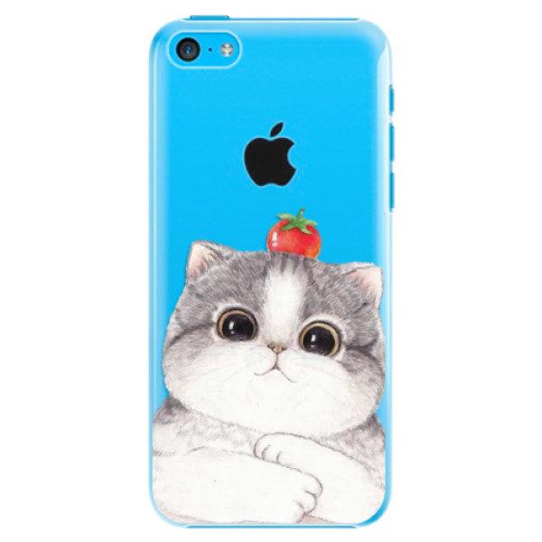 Plastové pouzdro iSaprio – Cat 03 – iPhone 5C Plastové pouzdro iSaprio – Cat 03 – iPhone 5C