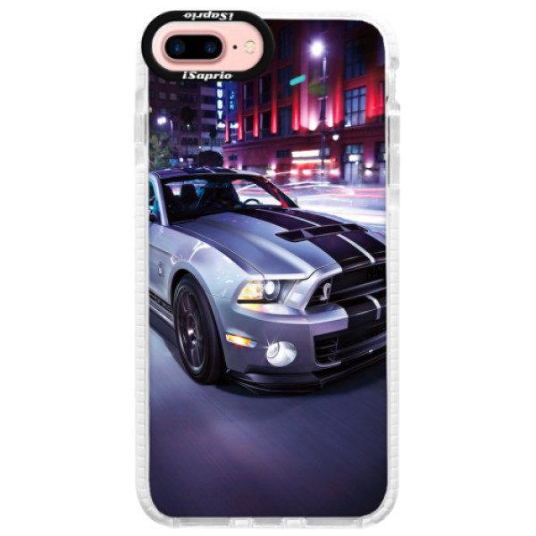 Silikonové pouzdro Bumper iSaprio – Mustang – iPhone 7 Plus Silikonové pouzdro Bumper iSaprio – Mustang – iPhone 7 Plus