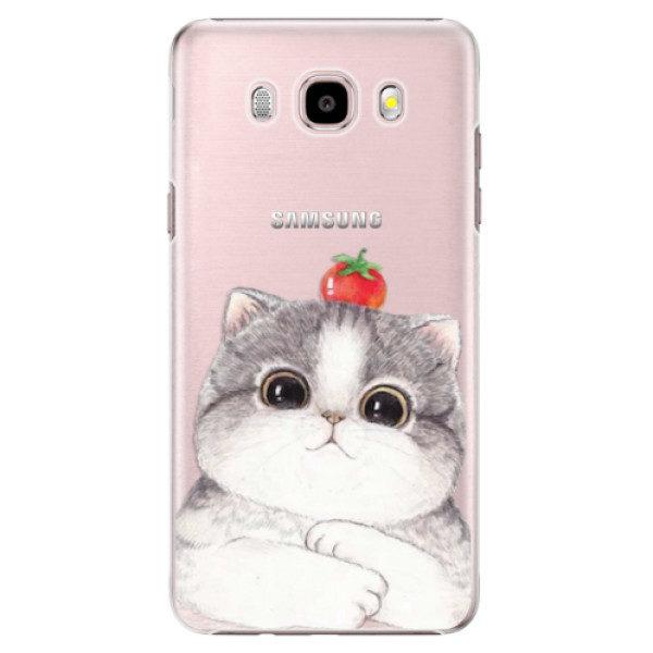 Plastové pouzdro iSaprio – Cat 03 – Samsung Galaxy J5 2016 Plastové pouzdro iSaprio – Cat 03 – Samsung Galaxy J5 2016