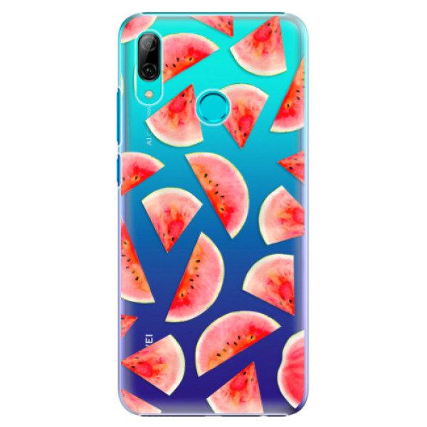Plastové pouzdro iSaprio – Melon Pattern 02 – Huawei P Smart 2019 Plastové pouzdro iSaprio – Melon Pattern 02 – Huawei P Smart 2019
